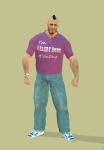 Rudov in HairyHunk shirt