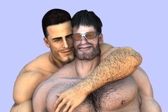 Jason and Jeff