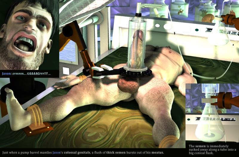 Alien Laboratory Part I -- Page 08