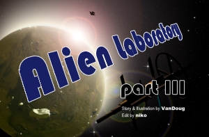 Alien Laboratory part III