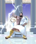 Zeus by Bruce