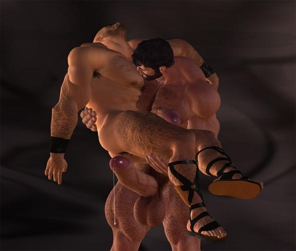 Hercules' Kiss
