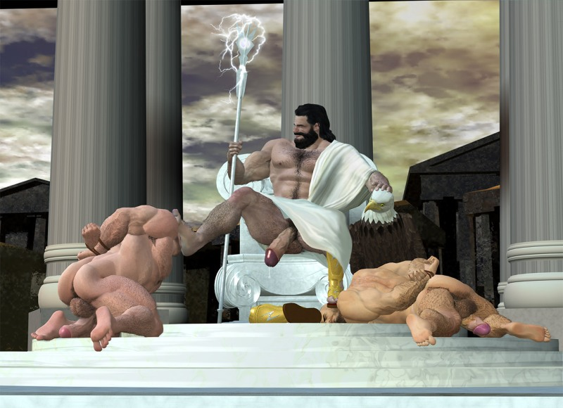 Zeus & the Captives