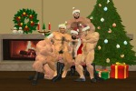 My Santa & His Helpers are Hairy Hunks (special edition)