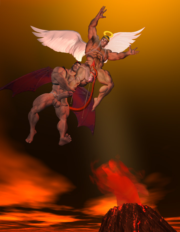 Demon & Angel