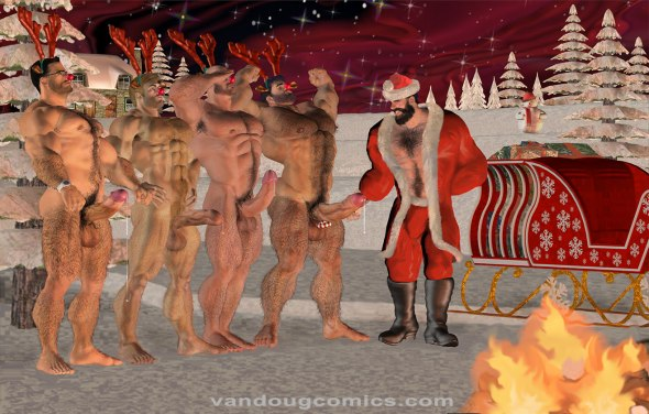 Santa's Inspection